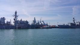Výletní loď v  Portsmouthu_11