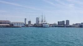 Výletní loď v  Portsmouthu_13