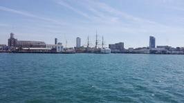 Výletní loď v  Portsmouthu_14