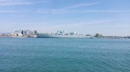 Výletní loď v  Portsmouthu_3