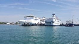 Výletní loď v  Portsmouthu_4