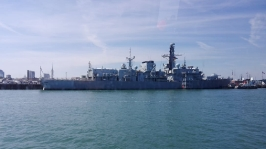 Výletní loď v  Portsmouthu_8